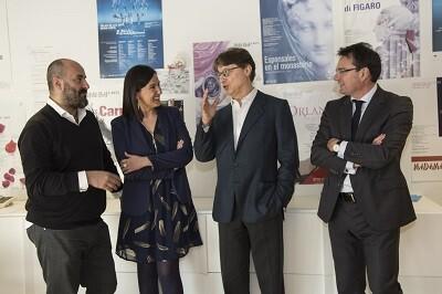 Rueda de prensa de presentación de la nueva dirección musical del Palau.