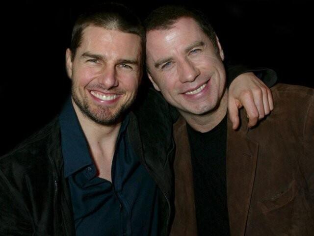 Supuesta relación gay entre Tom Cruise y John Travolta