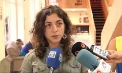 Tania González, secretaria de Rescate Ciudadano de Podemos y eurodiputada.