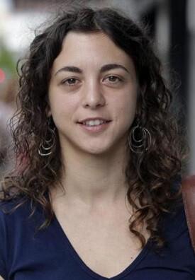Tania González, una de las destacadas personalidades de la formación Podemos.