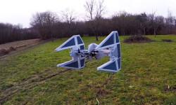 Tie-Interceptor-drone