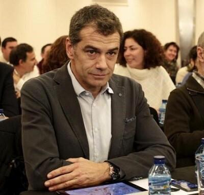 Toni Cantó, candidato de UPyD a la Generalitat Valenciana. (Foto-RTVE)