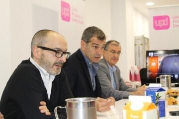 Toni Cantó y Eduardo Gómez, presentación sede