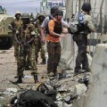 Un casco azul y dos civiles perdieron la vida. (Foto-AFP)
