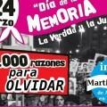 Un fragmento del cartel del acto público sobre el Día de la Memoria, la Verdad y la Justicia. - copia