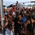 Una imagen del pasado año del Festival ElectroSplash.