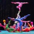 Uno de los espectáculos del Cirque du Solei. (Foto-Cirque du Solei).