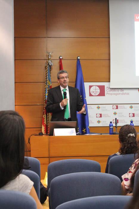 Xavier Gisbert ponencia
