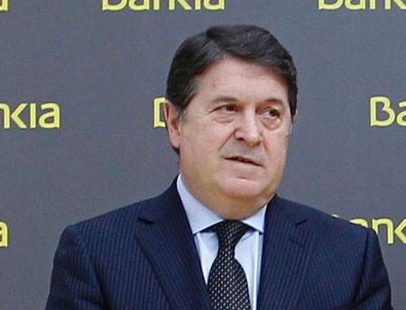 José Luis Olivas, cuando ocupaba el cargo de presidente de Bancaja.