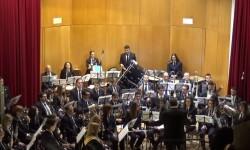 la mascleta Unión Musical Santa Cecilia de Xilxes
