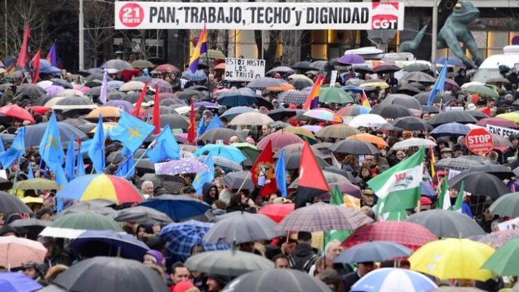 marcha de la dignidad 2015