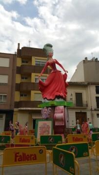 Monument Mitja Capa de Benifaió