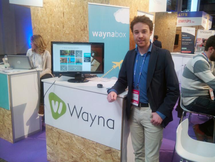 Pau Sendra, CEO de Wayna