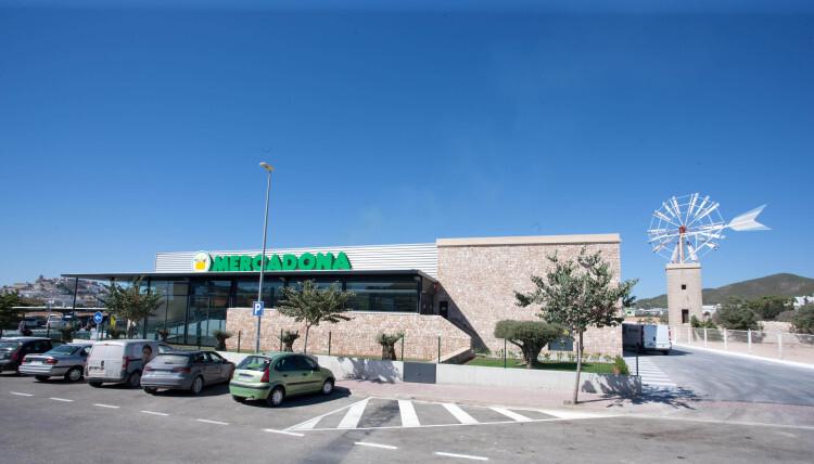 supermercado Mercadona Ibiza