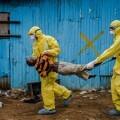 'Ébola' de Daniel Berehulak.