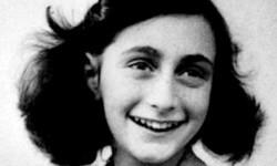 Anna Frank.