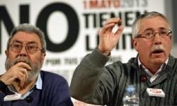 Cándido Méndez y Ignacio Fernández Toxo en una imagen de archivo.