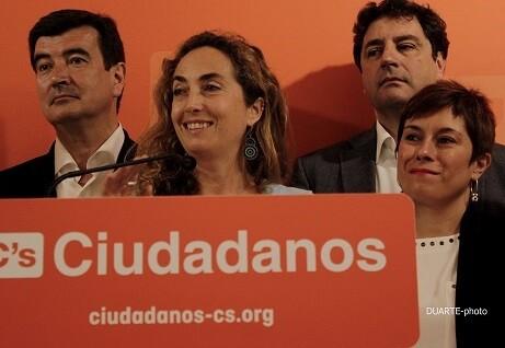 Carolina Punset habló de transparencia y ' class=
