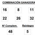Combinación ganadora de la Bonoloto jueves 23 de abril. Resultados del sorteo y números premiados