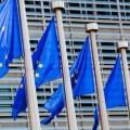 Edificio en Bruselas de la Comisión Europea.