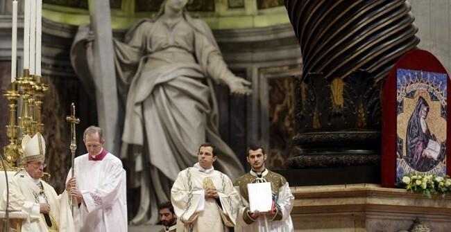 El Papa Francisco recordó el ' class=