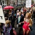 El barrio rojo de Ámsterdam Rosse Buurt en neerlandé