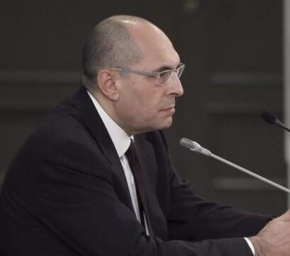El juez Elpidio José Silva en un momento del juicio contra él en el Tribunal Superior de Justicia.