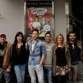 Elenco actoral del musical 'Azotéame'