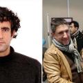 Leonardo Gutiérrez y Enric Ginesta artistas de la falla Merced