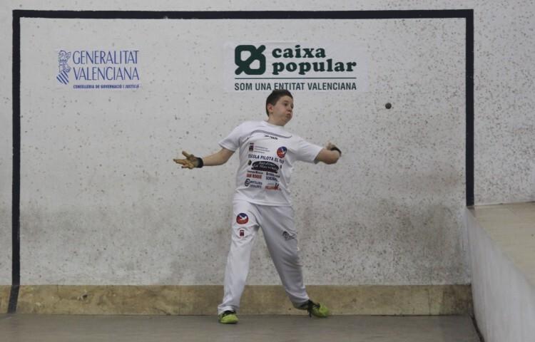 Foto. Saul de El Puig, campió infantil JECV E I C