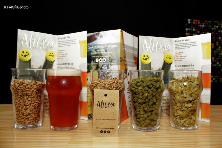 Variedades diferentes de cerveza, granos diferentes, para maridajes diferentes y personas diferentes. En la variedad está el gusto.