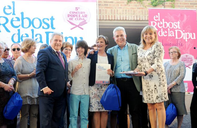 Ganadora de l'Horta Nord del Rebost. Foto: Abulaila