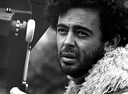 Glauber Rocha, uno de los cineastas más interesantes y comprometidos del cine latinoamericano.