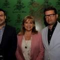 H. Gómez, Amparo Mora y J.M.Haro en la presentación de 'Inclusite'