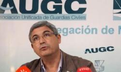 Ignacio Carrasco,Ignacio Carrasco, secretario provincial de AUGC Málaga.