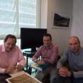 Imagen de la reunion