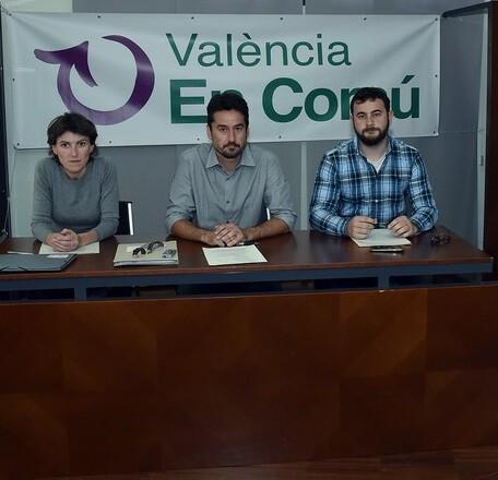 Jordi Peris encabeza la candidatura a las elecciones municipales. (Foto-G.Rodríguez)