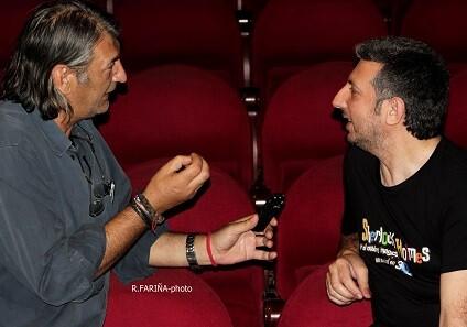 Jose Tomàs Chàfer comenta los aspectos del musical. - copia