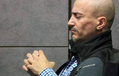 Juan Carlos Aguilar, conocido como el falso monje shaolín. (Foto-Agencias)