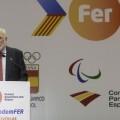 Juan Roig, mecenas del proyecto y presidente de la Fundación Trinidad Alfonso.