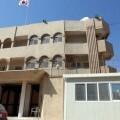 La embajada de Corea del Sur sufrió un ataque por parte del Estado Islámico.  (Foto-AFP).
