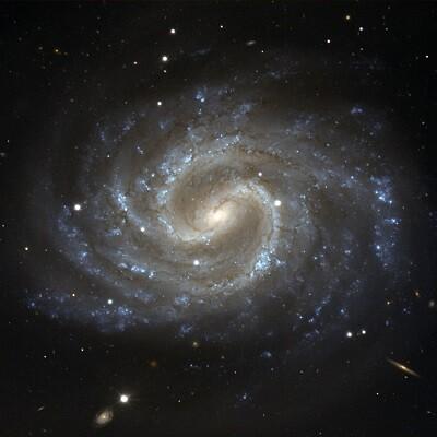 La galaxia NGC 4535 fue una de las estudiadas.