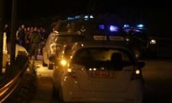La policía cerró parte de la zona este de Jerusalén.