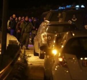 La policía cerró parte de la zona este de Jerusalén. - copia