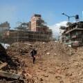 La situación en Katmandú es terrible.