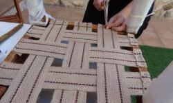 La tapicería es un sector de gran tradición en Valencia.