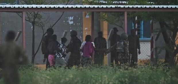 La toma de rehénes se mantuvo a lo largo de 12 horas. (Foto-Agencias).