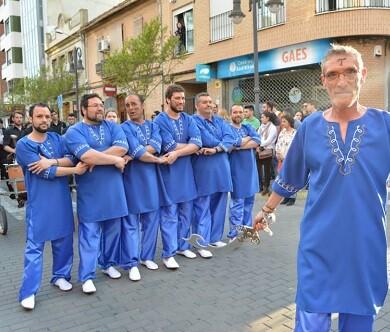 Las comparsas de Moros y Cristianos de Aldaia han celebrado el ' class=