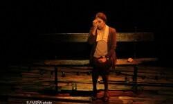Lolita Flores realiza una soberbia interpretación en su trabajo unipersonal.