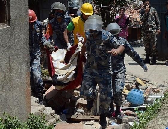 Los servicios de socorro y asistencia no son suficientes para las necesidades de la catástrofe.